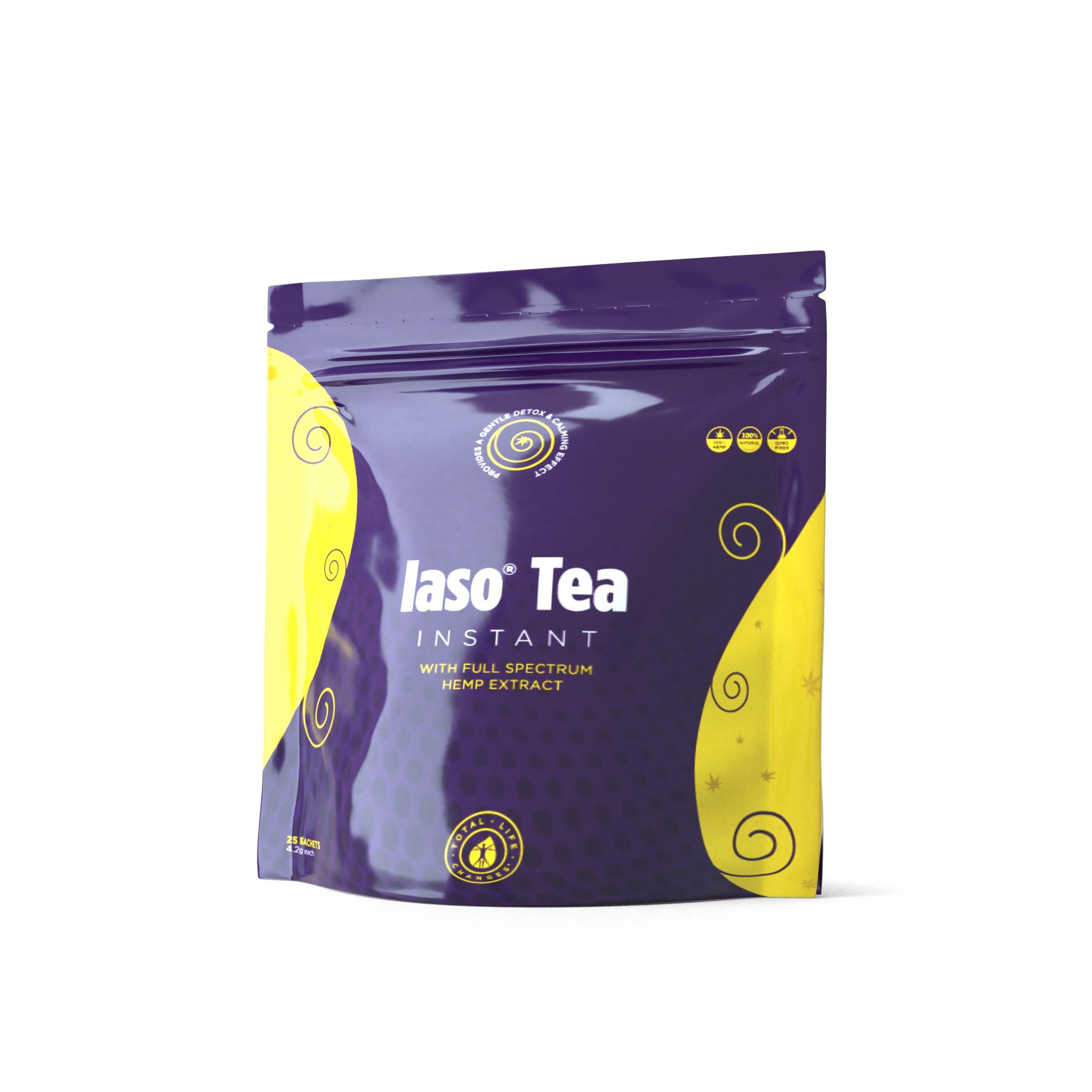 Iaso Detox Instant Tea Lemon Buy Iaso